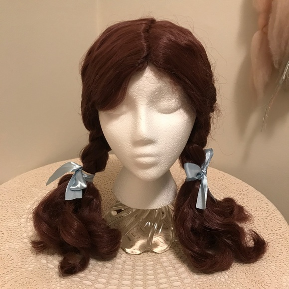 Rubie's Other - Rubie's Costumes Dorothy The Wizard Of Oz Wig Girl